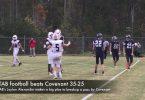 STAB football beats Covenant 35-25