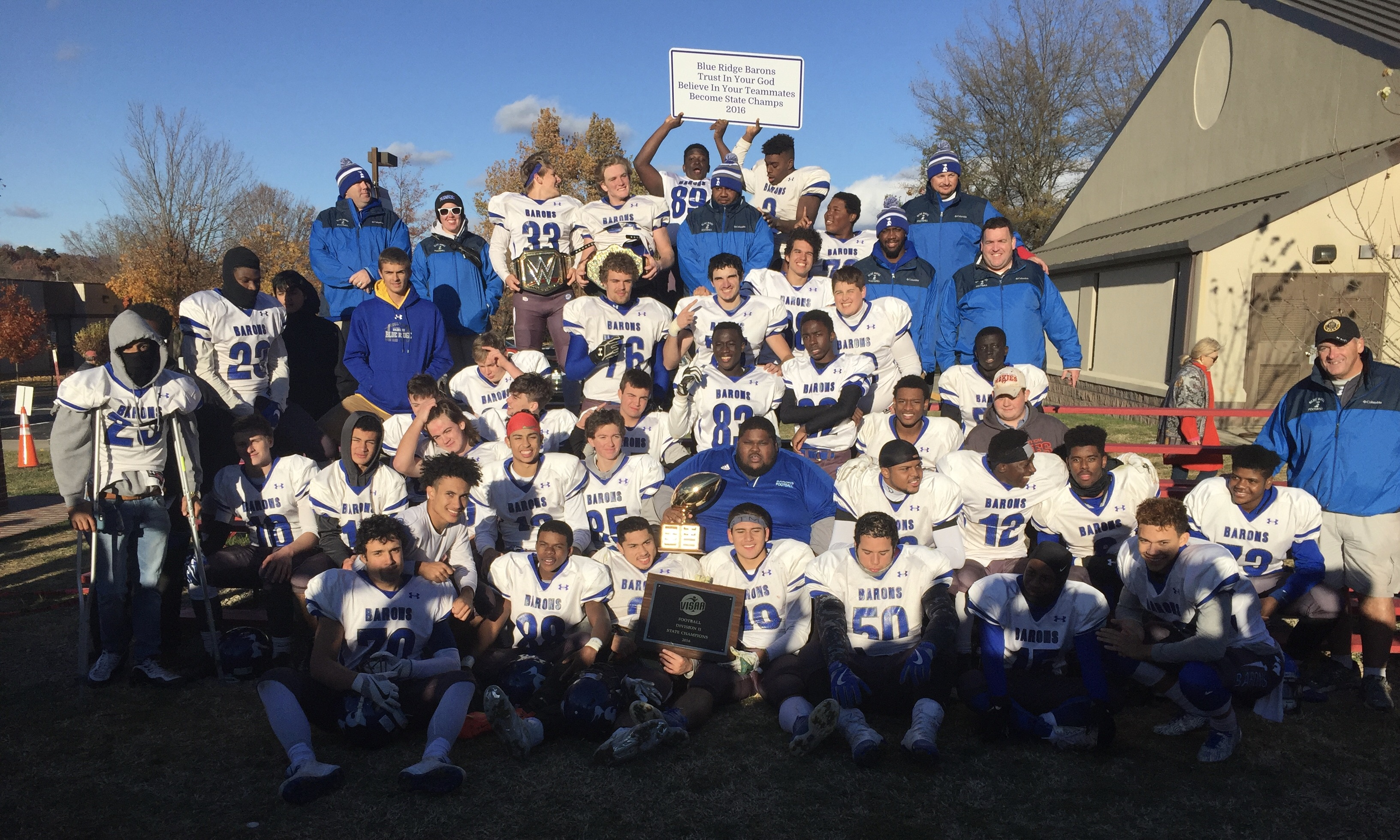 Back On Top: Blue Ridge surges past North Cross for state ...